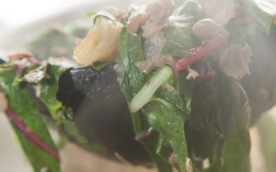 Swiss Chard and Lentil Soup